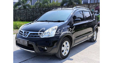 2013 Nissan Livina x gear