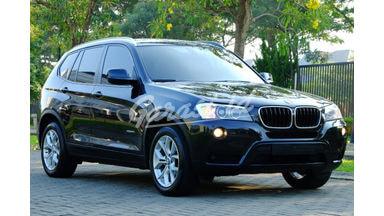 2013 BMW X3 Xline