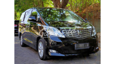 2011 Toyota Alphard Premium Sound - Kredit Dp Ringan Tersedia