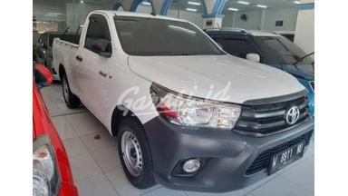 2017 Toyota Hilux PICKUP - Surat Lengkap