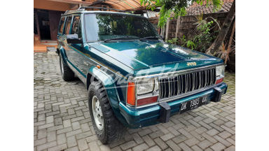 1994 Jeep Cherokee Limited 4x4 - Jeep Cherokee Limited 4x4 1994