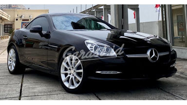 2013 Mercedes Benz Slk 200 CGI Covertible - Istimewa Siap Pakai