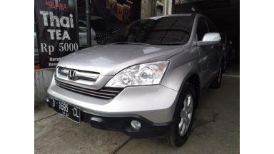 2008 Honda CR-V CVT - Langsung Tancap Gas