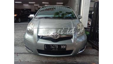 2009 Toyota Yaris J