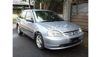 2001 Honda Civic VTi-S