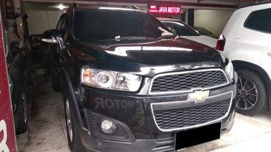 2015 Chevrolet Captiva VCDI - mulus terawat, kondisi OK, Tangguh