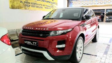 2013 Land Rover Range Rover Evoque Si4 Dynamic Luxury 2.0L - Jarang Pakai