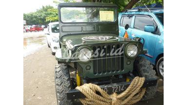 1950 Jeep Willys off road - Nyaman Terawat