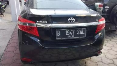 2015 Toyota Vios G - good condition (s-1)