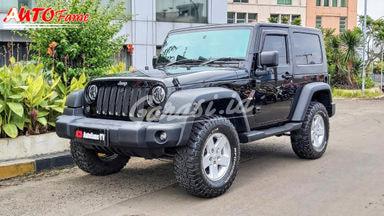 2008 Jeep Wrangler JK Sport