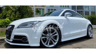 2013 Audi TTS Coupe Quattro - Barang Bagus Dan Harga Menarik