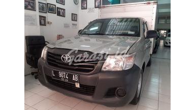 2014 Toyota Hilux Pick Up Box