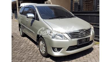 2012 Toyota Kijang Innova G - Harga Bersahabat