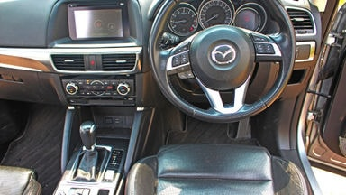 2015 Mazda CX-5 GT - service record bengkel mazda (s-6)