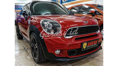 2013 MINI Paceman S COUPE