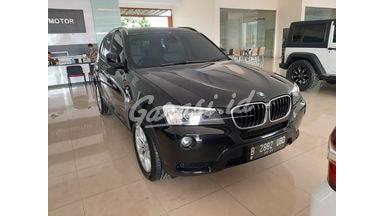 2012 BMW X3 2.0 - Mulus Banget