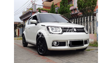 2017 Suzuki Ignis GX - Istimewa, Terawat, Siap Pakai