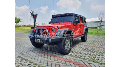 2014 Jeep Wrangler rubicon - Good Condition