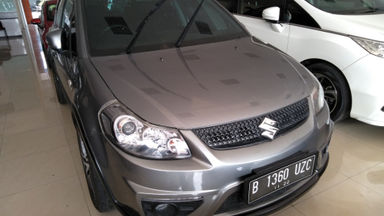2012 Suzuki Sx4 X-OVER - Istimewa Siap Pakai