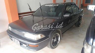 1991 Toyota Corolla SE Limited - Pajak Baru