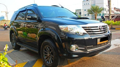 2015 Toyota Fortuner G VNT - ada record service toyota (s-1)