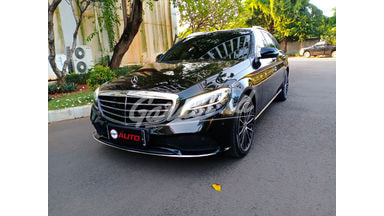 2019 Mercedes Benz C-Class C200 estate wagon