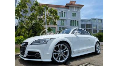 2013 Audi TTS Coupe Quattro - Full Service Record
