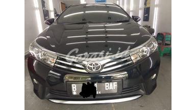 2014 Toyota Corolla Altis v - Bisa Nego