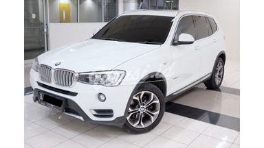 2015 BMW X3 Xdrive