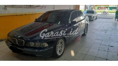 1997 BMW 5 Series E 39