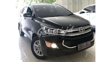 2018 Toyota Kijang Innova V Luxury