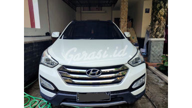 2014 Hyundai Santa Fe CDRi - Siap Pakai Dan Mulus Low Km Like New