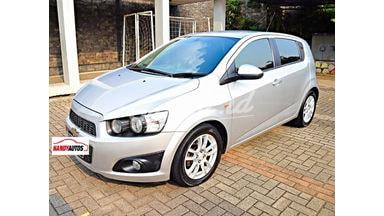 2012 Chevrolet Aveo LT Sonic