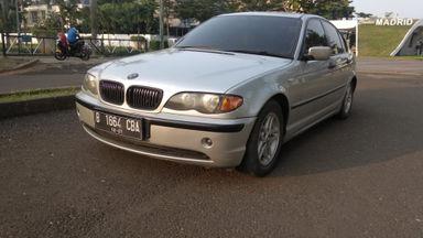 2002 BMW 3 Series 318i Istimewa - Kondisi Istimewa siap di tes