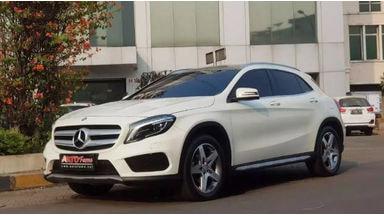 2016 Mercedes Benz GLA AMG - Barang Bagus Dan Harga Menarik
