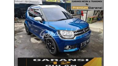 2017 Suzuki Ignis GX