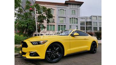 2016 Ford Mustang Ecoboost Coupe - TDP Ringan Cicilan 6 Tahun