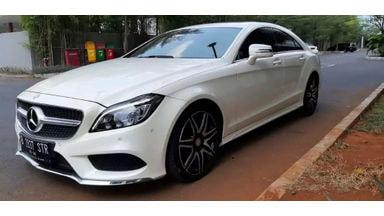 2014 Mercedes Benz CLS 400 amg - Barang Cakep