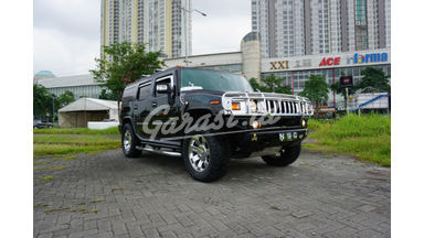 2010 Hummer H2 Facelift - Tangguh Super Istimewa