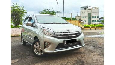 2015 Toyota Agya G - Km Rendah siap pakai .
