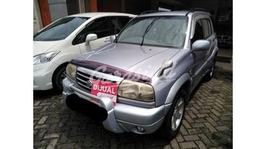 2003 Suzuki Escudo Limited Edition - SIAP PAKAI!