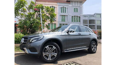2017 Mercedes Benz GLC GLC 200 - Barang Bagus Dan Harga Menarik