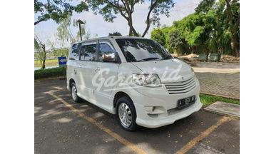 2013 Suzuki APV SGX Luxury