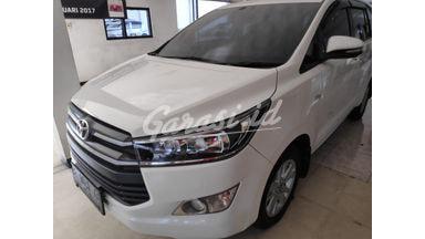 2017 Toyota Kijang Innova G - Barang Istimewa