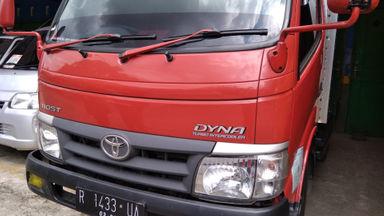 2016 Toyota Dyna TURBO 110 ST - Siap Pakai
