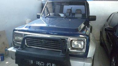 1997 Daihatsu Feroza JZ - Kondisi Mulus Siap Pakai
