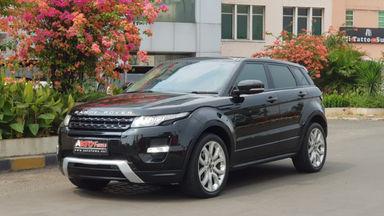 2012 Land Rover Range Rover Evoque LUX - TERAWAT