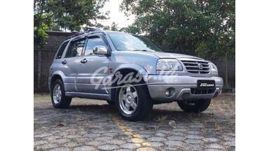 2001 Suzuki Escudo - Nyaman Elegan Terawat !