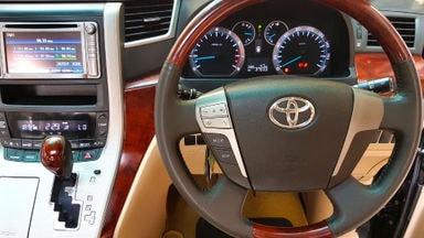 2010 Toyota Alphard X 2.4 A/T - KM 36 ribu service record toyota (s-7)