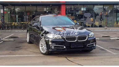 2014 BMW 5 Series 528i F10 LCI Fac - Siap Pakai Terawat